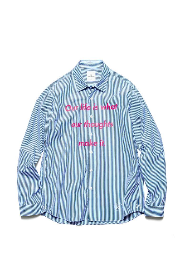 uniform experiment Spring Summer 2018 Suit Shirt pants menswear streetwear blazers clothing contemporary blazer business casual