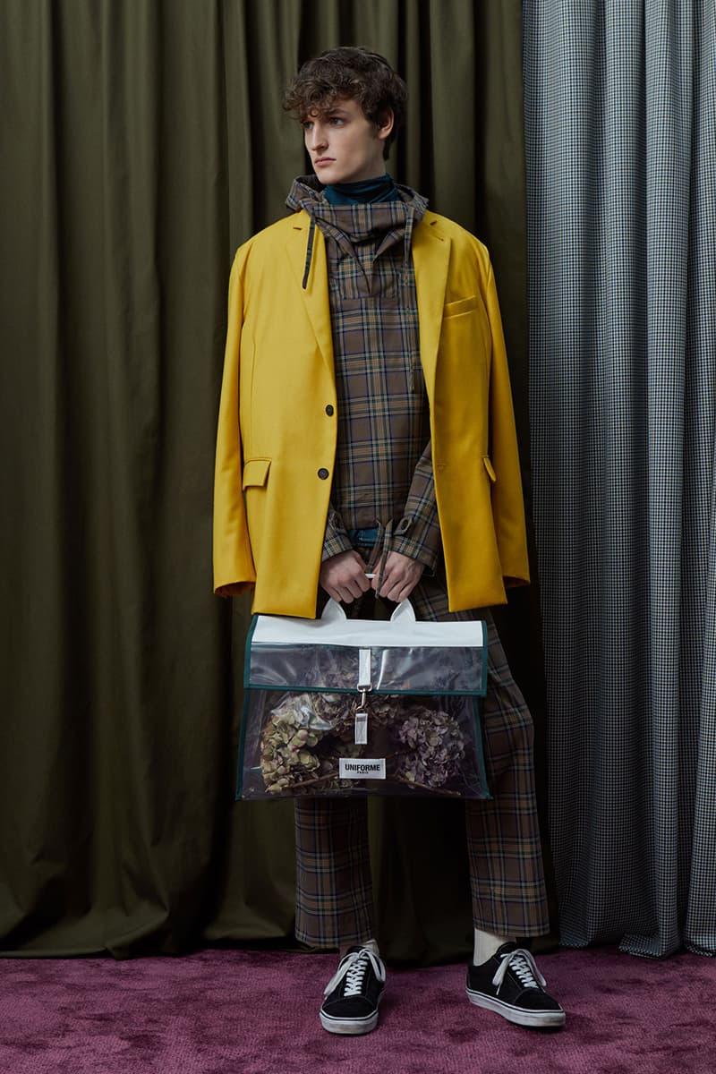 Uniforme Paris Fall/Winter 2018 Lookbook