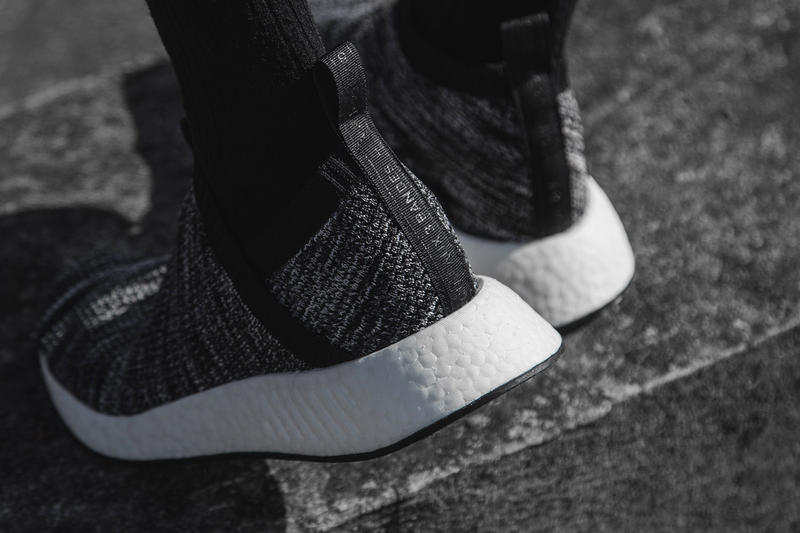 online store 34855 9bb28 UNITED ARROWS & SONS x adidas NMD Closer Look | HYPEBEAST