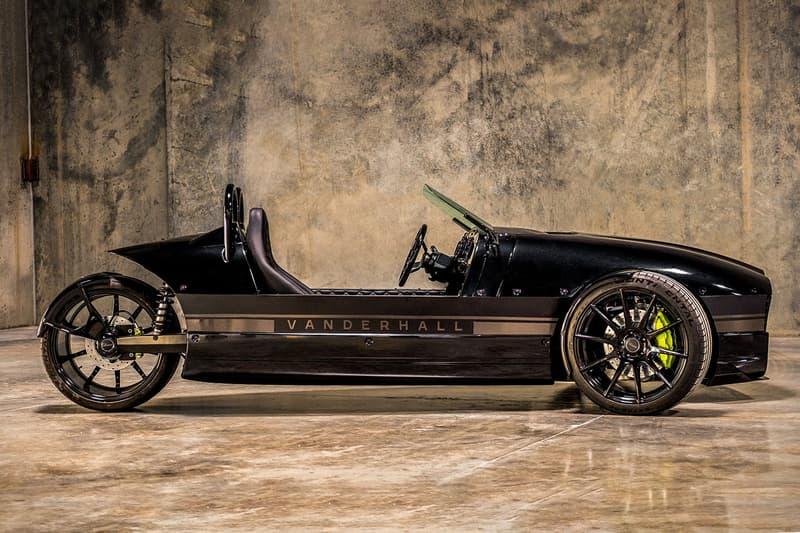 Vanderhall Edison 3 Wheel