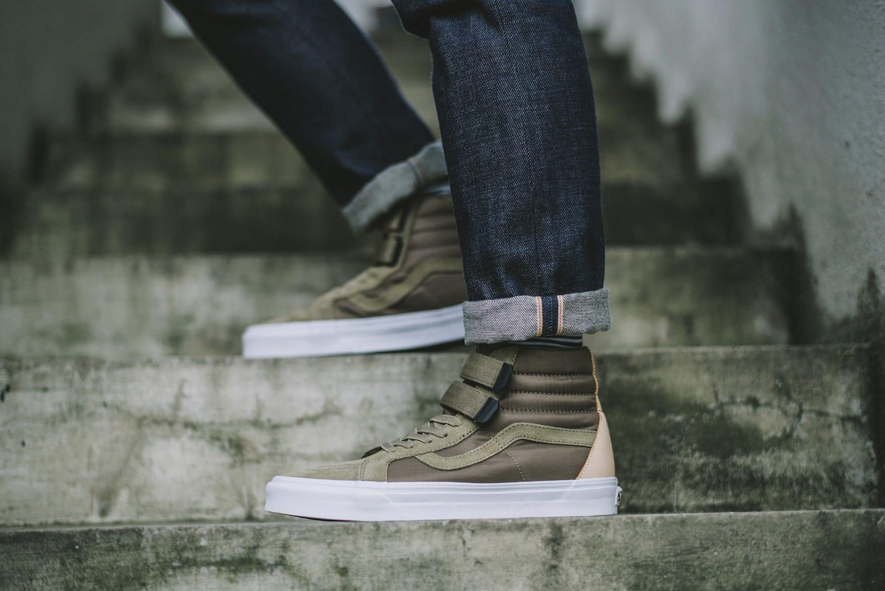Vans Military Function Footwear