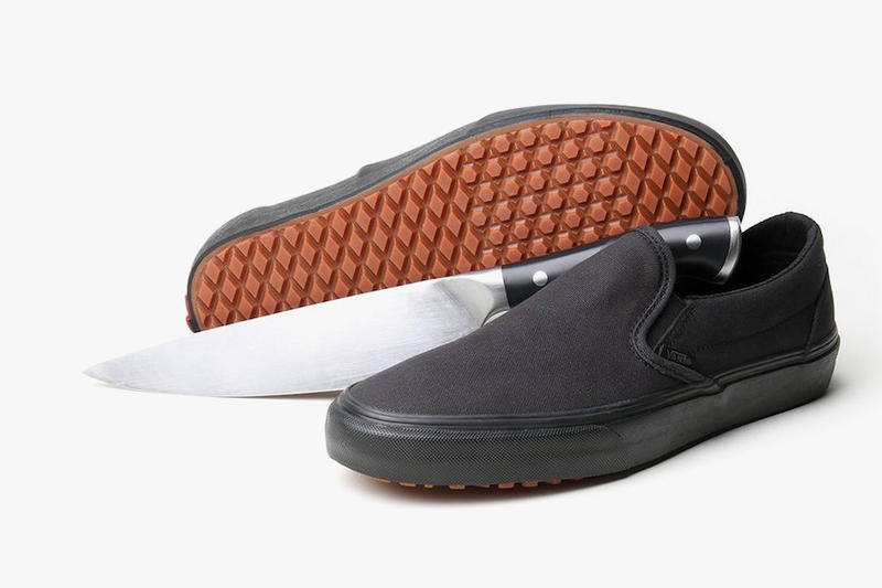 Vans Made for the Makers Pack Old Skool Sk8-Hi Reissue  Authentic UC Classic Slip-On Black Gum