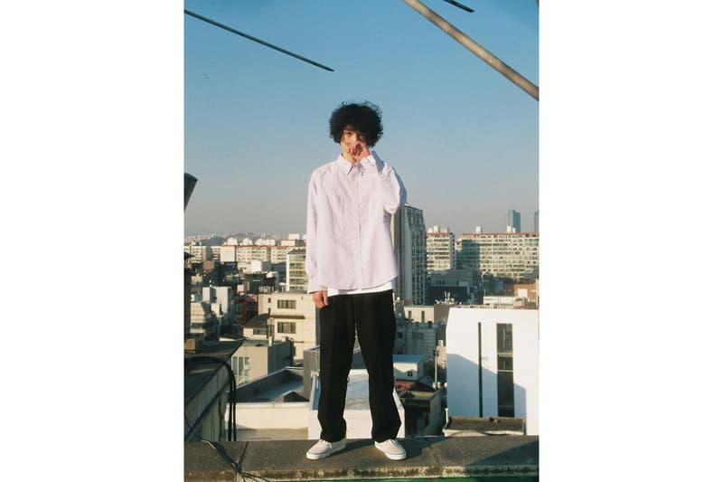 Vans Korea x Mischief x Liful Seoul Block Collection Lookbook Authentic Suede