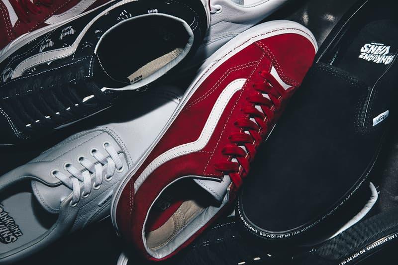 3a107af504a039 Vans SANKUANZ Year of the Dog Zodiac Footwear Classic Slip-On Style 36 Era  mischief