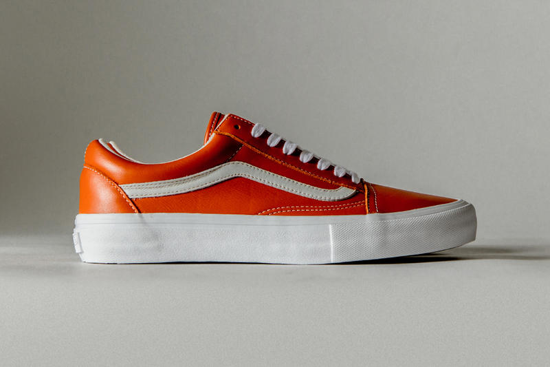 Vans Vault Old Skool LX Footwear Shoes Sneakers Skate Skateboard