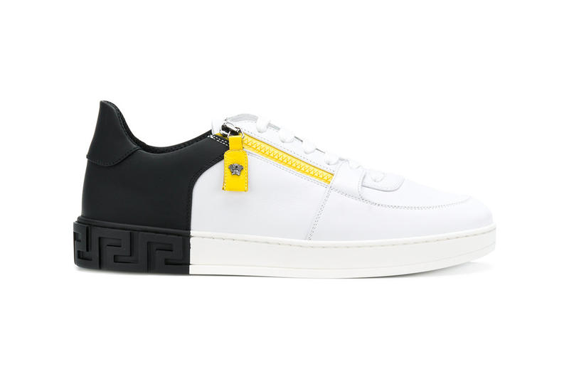 Versace Sneakers Look Like ACRONYM x Nike Collab lunar force 1