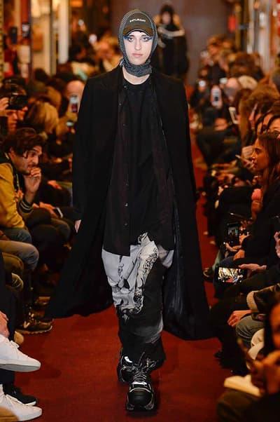 Vetements Fall Winter 2018 Collection Paris Fashion Week Mens