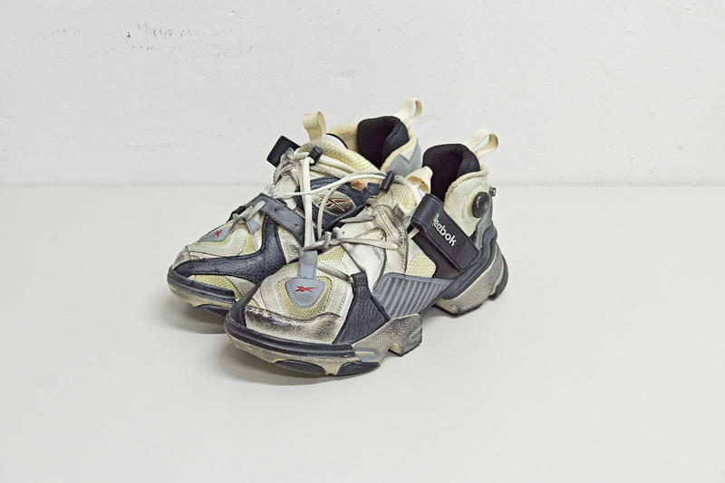 Vetements Reebok Genetically Modified Pump Sneaker 10 Corso Como Seoul Exclusive