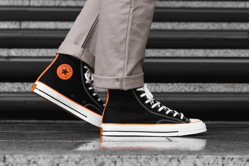 Vince Staples Converse Chuck 70 Ox Hi On Feet Closer Look release date drops info Overkill January 25 2018