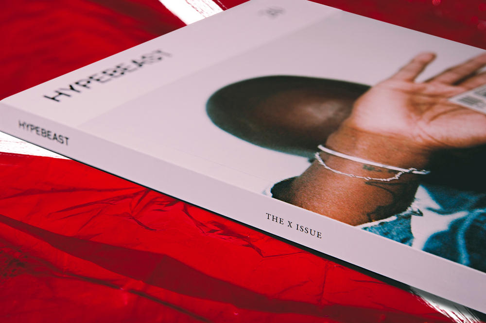 HYPEBEAST Magazine Issue 20 Virgil Abloh Off-White Mark Borthwick Balenciaga Helmut Lang BRTHR The Weeknd Travis Scott Arthur Kar Chrome Hearts Advisory Board Crystals buy purchase release information retail
