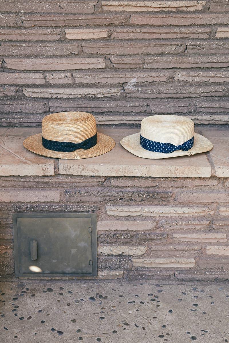 visvim 2018 Spring Summer Collection Lookbook hiroki nakamura japan sanjuro skagway fbt fashion clothing menswear men's streetwear workwear denim jeans footwear boots sneakers headwear hats