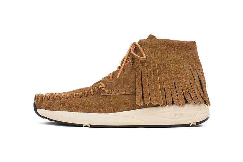 visvim yucca moc shaman footwear sneaker shoe 2018 spring summer collection japan hiroki nakamura