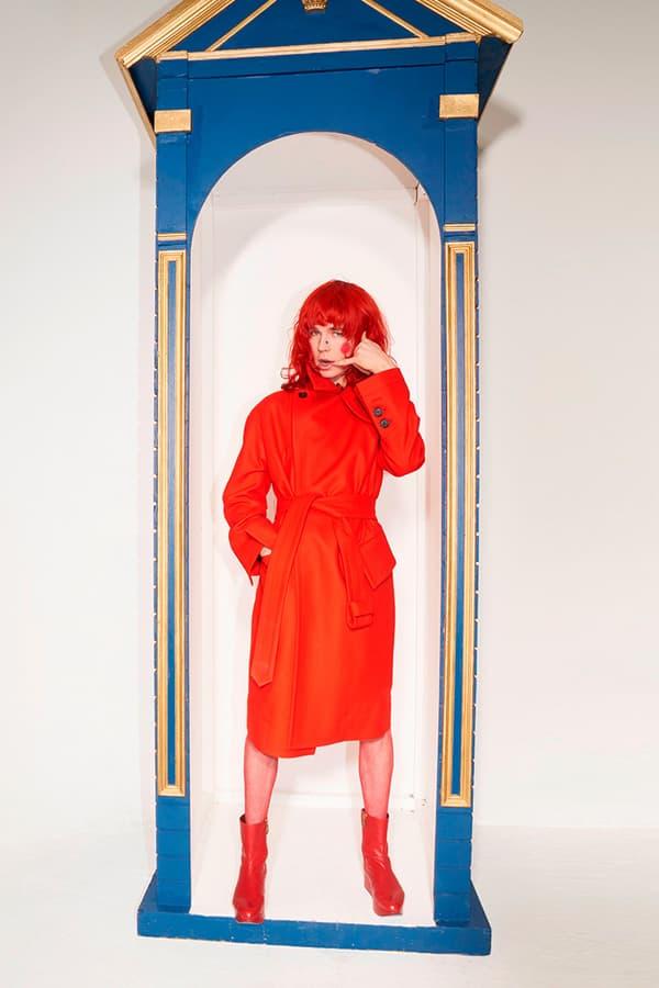 Vivienne Westwood Fall/Winter 2018 Collection digital presentation lookbook video London Fashion Week