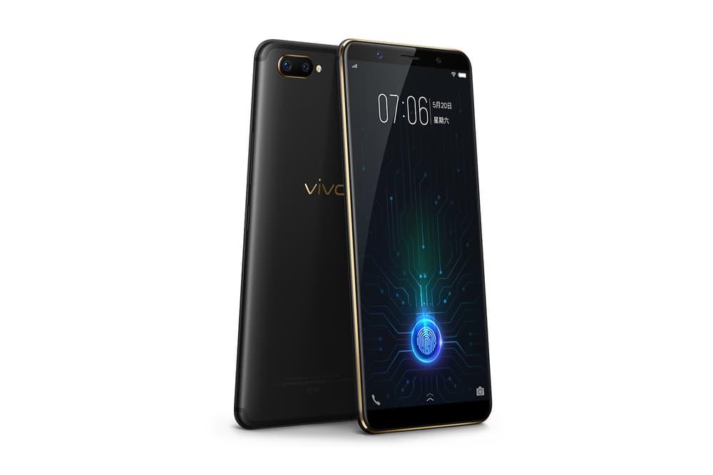 Vivo X20 Plus UD In Display Fingerprint Sensor World First 2018 January Release Date Info China Pre Order Preorder Apple Samsung Smartphone