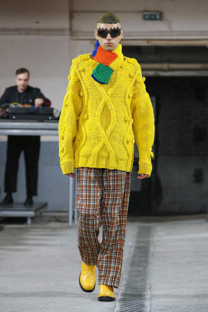 Walter Van Beirendonck 2018 Fall Winter paris fashion week mens