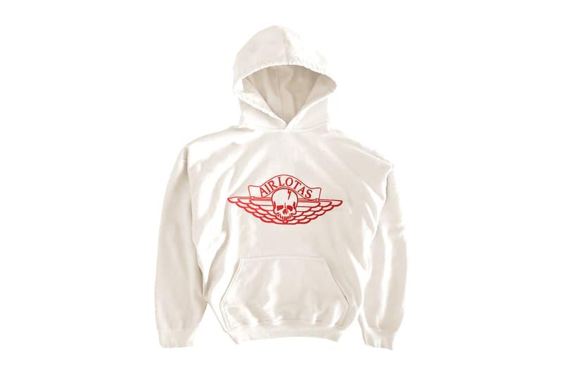 Warren Lotas WL Vintage Line Collection T-Shirt Hoodie Sweatpants