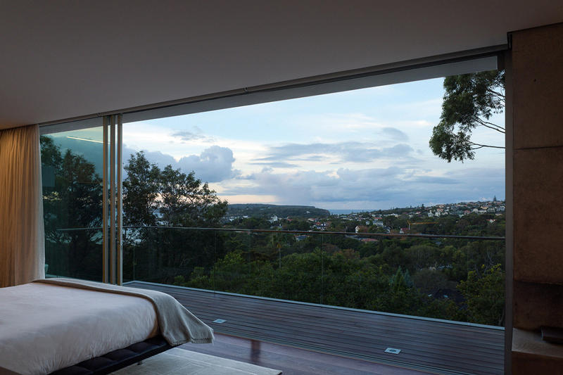 Wentworth House MHN Design Union Vaucluse Australia Sydney Harbour