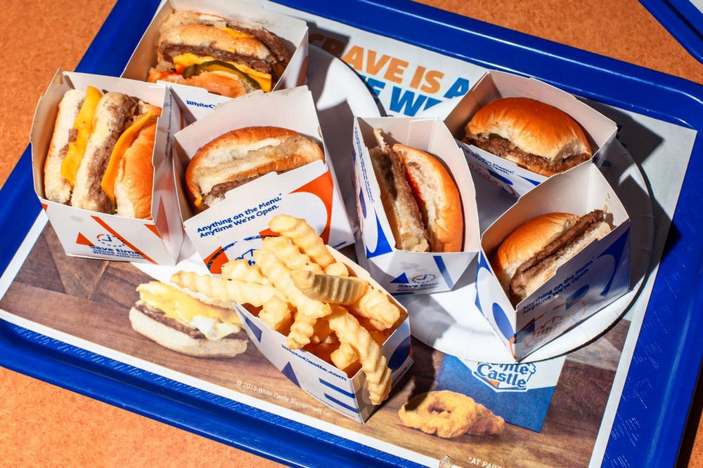 White Castle Nationwide Delivery GrubHub Launch 2018 January