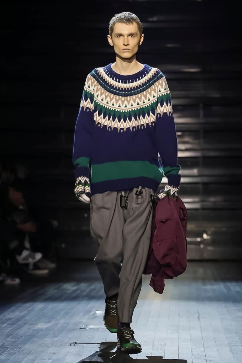 White Mountaineering Fall/Winter 2018 Collection Paris Fashion Week Mens Menswear Men Streetwear