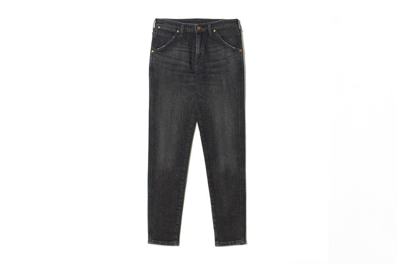 White Mountaineering Wrangler Denim Jackets Jeans Paris Fashion Week 124 MJ Jacket