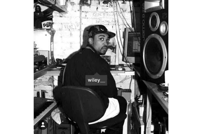 Wiley Final Album Godfather Stream