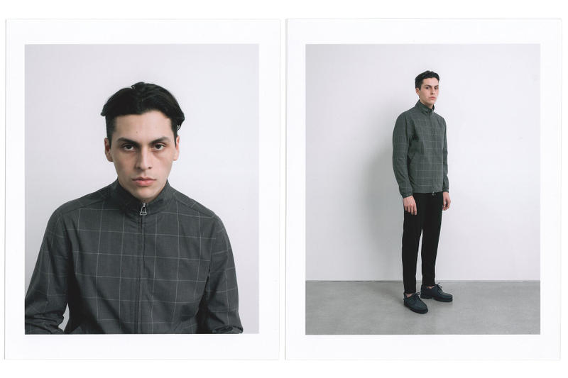 wings+horns Fall/Winter 2018 Collection SIDES lookbook