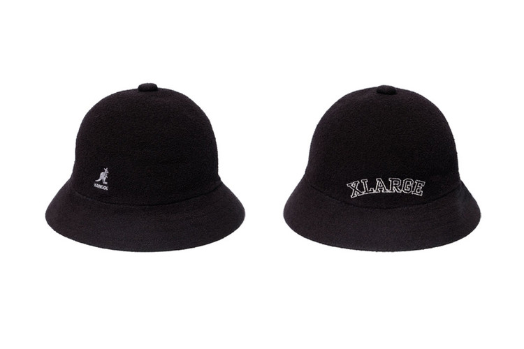 6ee08f54446f5 XLARGE® Connects With Kangol on Limited Bermuda Casual Hats