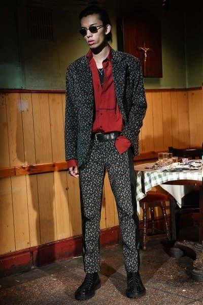 Yang Li Fall/Winter 2018 Collection Paris Fashion Week Men's