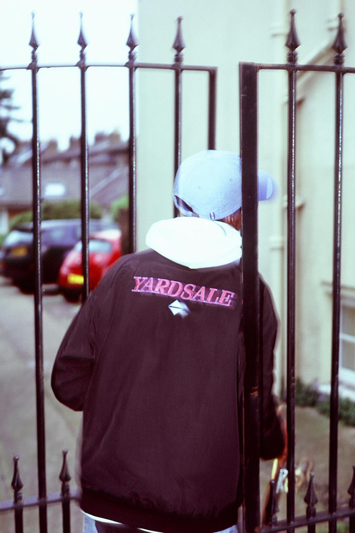 Yardsale Fall/Winter 2017 Part 2 Two Los Angeles LA Skate Lookbook Leisurewear London