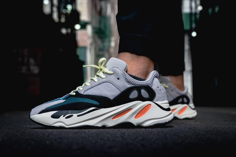 959589cb1afd YEEZY BOOST 700 Wave Runner Restock Release Drop adidas originals Kanye  West yeezy mafia date