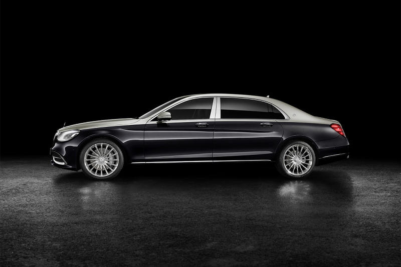2019 Mercedes Maybach S Class Luxury Sedan S560 S650 Cars
