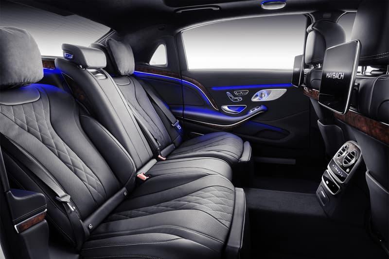 2019 Mercedes Maybach S Class Luxury Sedan S560 S650 Cars