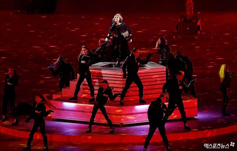 CL 2018 PyeongChang Winter Olympics Performance Korean Music K-Pop Exo 2ne1