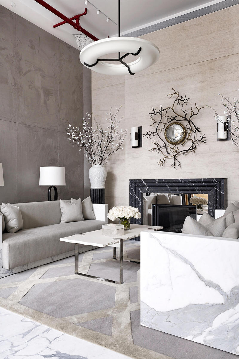 40 Bleecker Street Interiors Ryan Korban Noho New York City luxury apartments