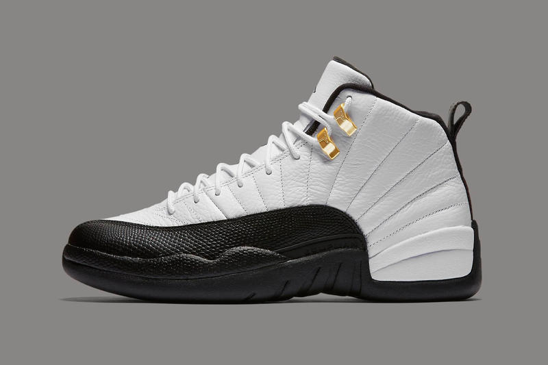 Air Jordan 12 Taxi Black White Rumored Release Hypebeast