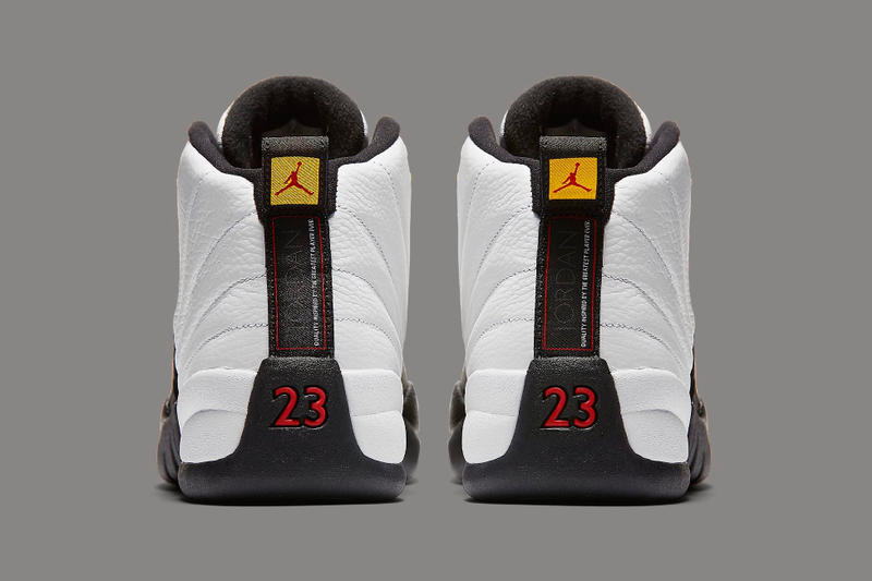 los angeles 0679d f1a7d Air Jordan 12 'Taxi