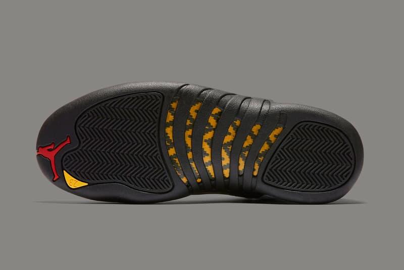 Air Jordan 12 Taxi Leak Images Mens Shoes Men Sneaker Kicks Runner