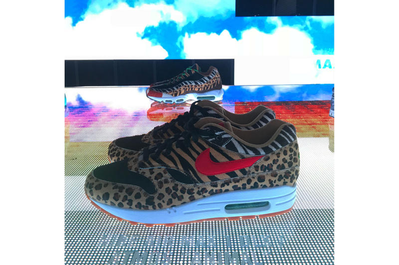 Nike Air Max Day 2018 Premium 1 95 model womens shoes sneakers mens  streetwear street chic 7e8a6d5f8