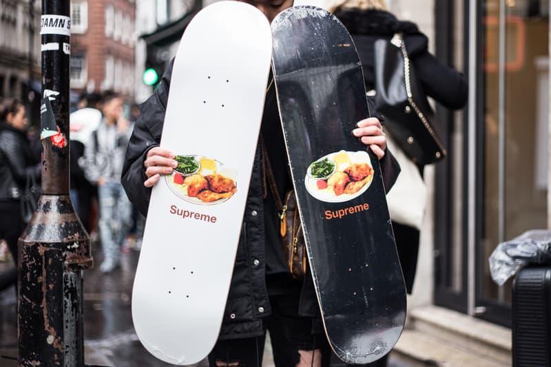 Supreme 2018 Spring/Summer Street Style Drop 1 Street Snaps