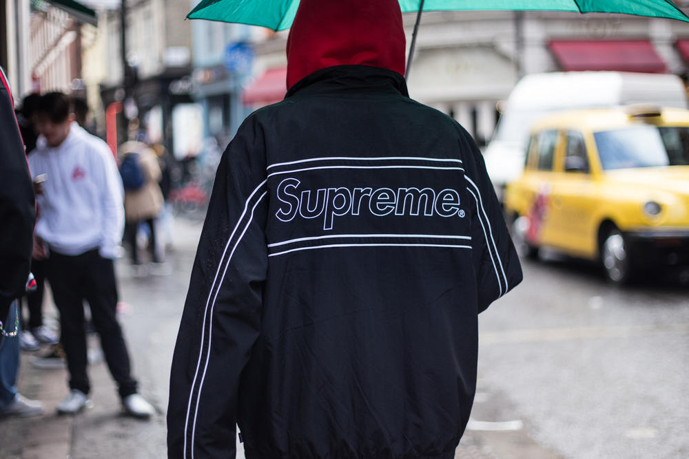 Supreme 2018 Spring/Summer Street Style Drop 1 Street Snaps