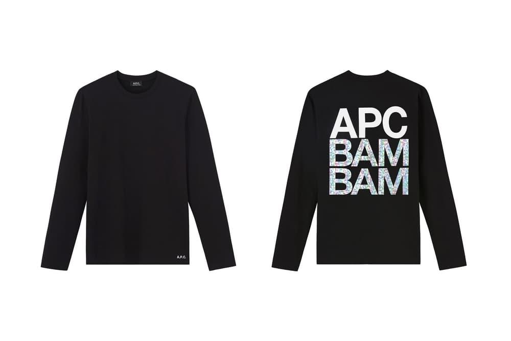 APC BAM BAM Apparel Fashion Party Designer Luxury
