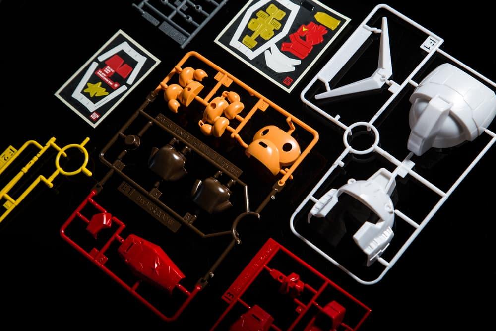 BAPE & AAPE x Gundam Bandai Collaborate on Toys