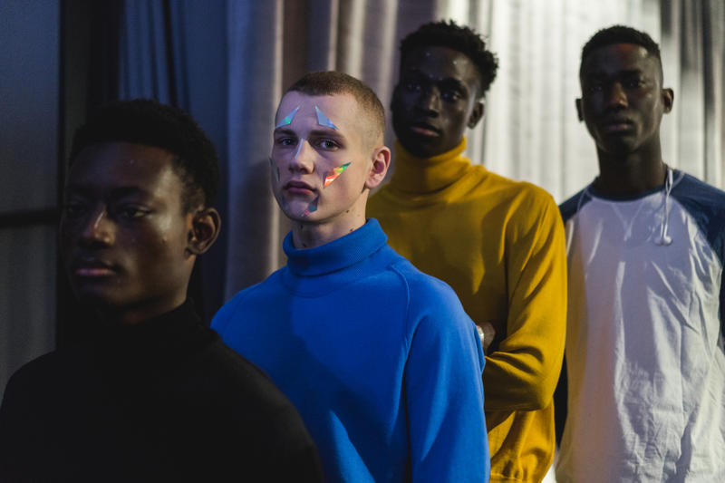 Abasi Rosborough 2018 Fall Winter Runway Collection Utopia Dystopia New York Fashion Week Mens