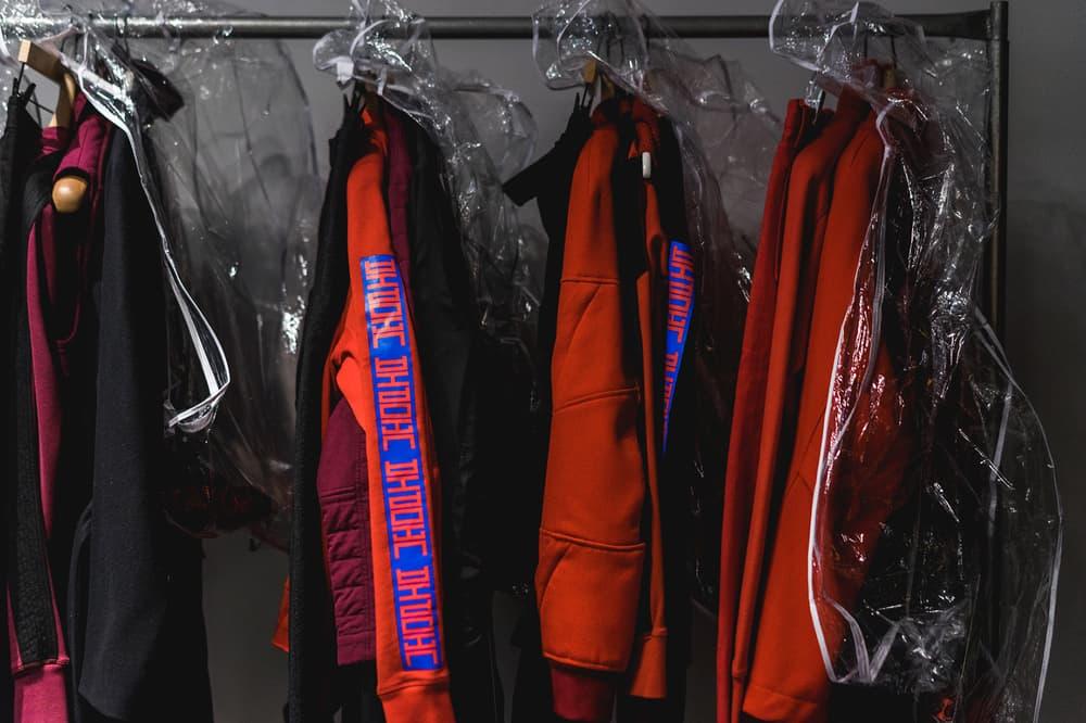 Abasi Rosborough 2018 Fall Winter Runway Collection Utopia Dystopia New York Fashion Week Mens