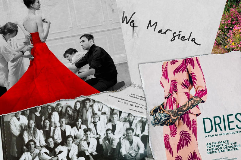 Fashion Documentaries We Margelia Dior and I Dries Three Adrian Cheng Guest Editor