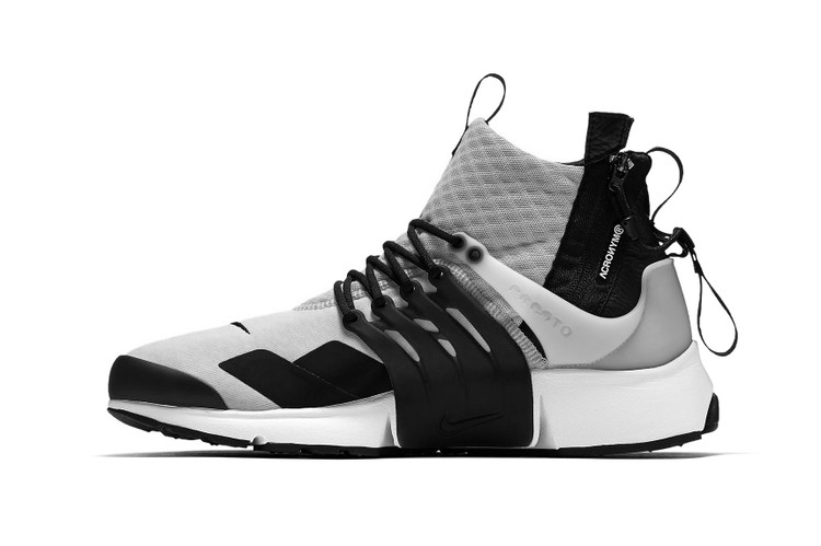 sneakers for cheap 4aed3 c293e UPDATE  Two More ACRONYM x Nike Air Presto Mids Have Surfaced