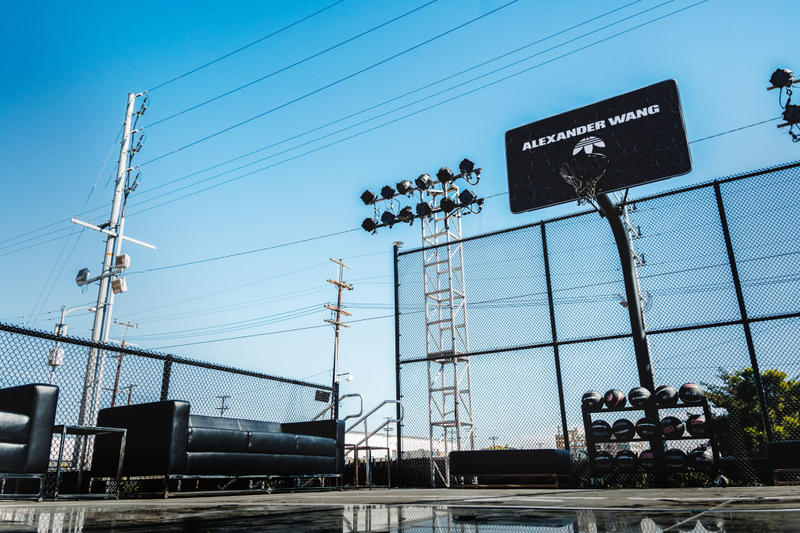adidas 747 Warehouse St Pictures Lineup Snoop Dogg 2 Chainz East West Coast Basketball Alexander Wang Los Angeles LA