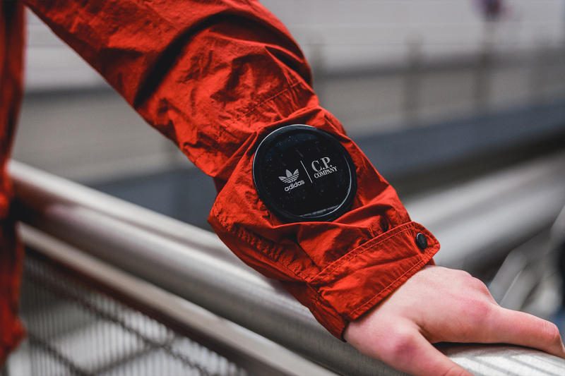 adidas x C.P. Company Kamanda Goggle Jacket close look release date
