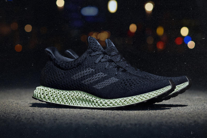 adidas FUTURECRAFT 4D 2018 February 10 Release date info new york city nyc app reservations sneakers shoes footwear