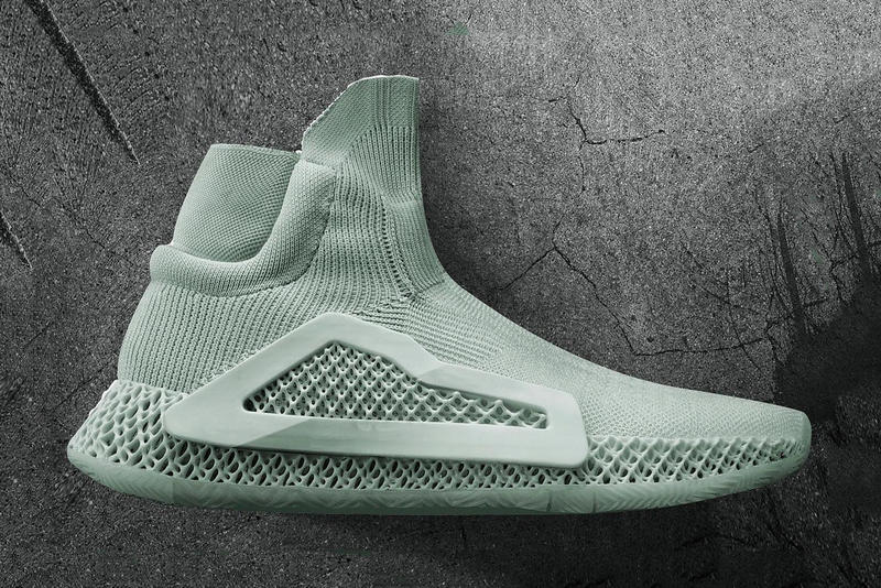 696e4359233a7 Preview the Upcoming adidas FUTURECRAFT 4D Sneaker